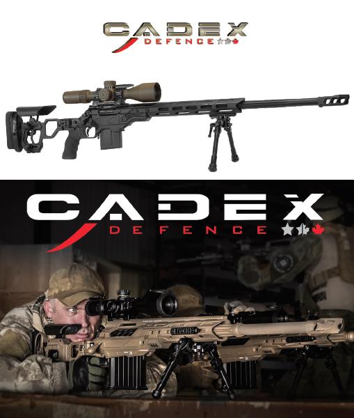 Cadex Defence R7
