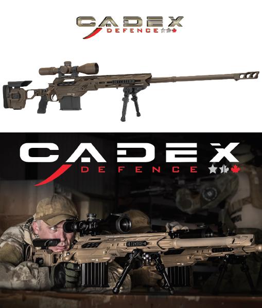 Cadex Defence Shadow