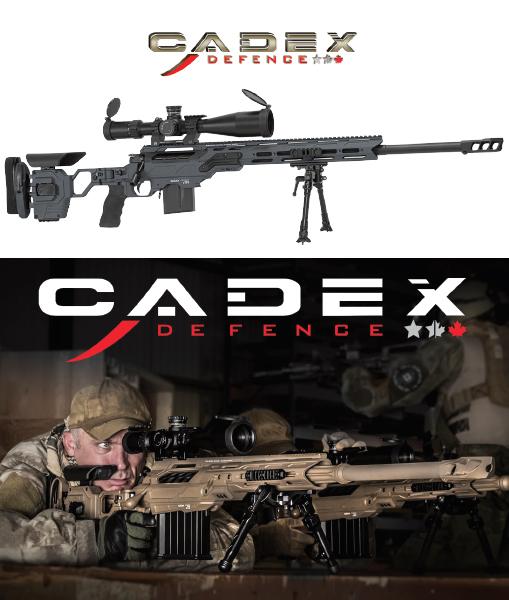 Cadex Defence Lite