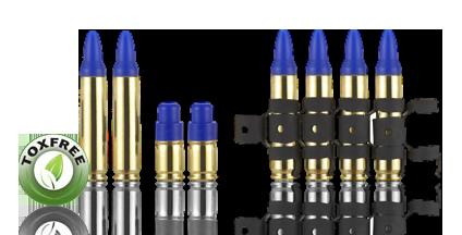 SIMUNITION SecuriBlank® Loud Cartridges